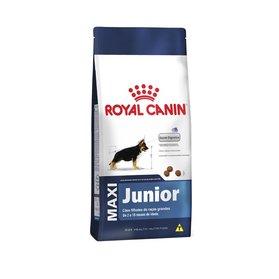 Ração Royal Canin Maxi Junior