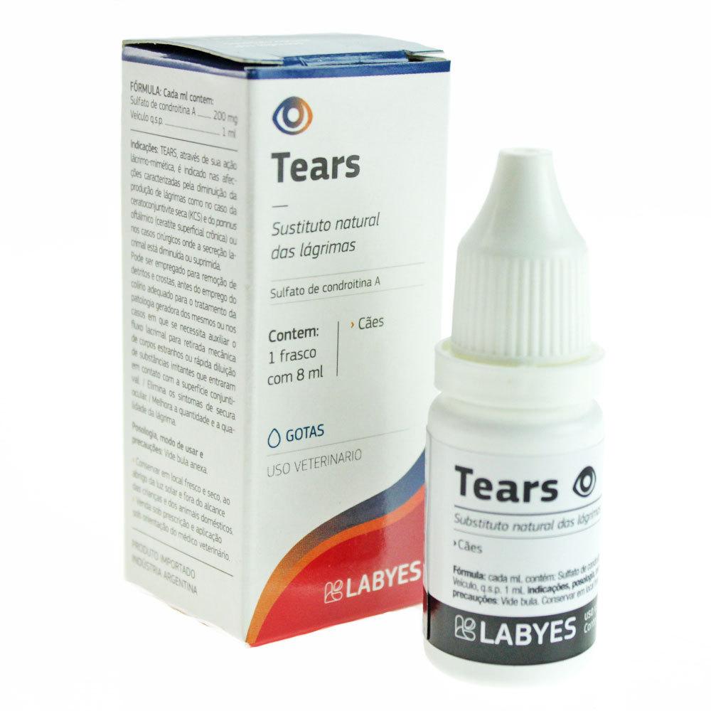 Colírio Tears - Labyes