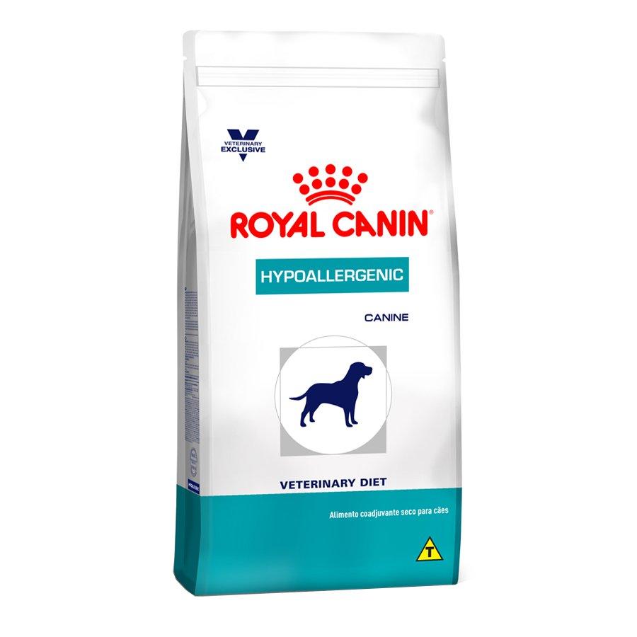 Ração Royal Canin Canine Veterinary Diet Hypoallergenic - 10 Kg
