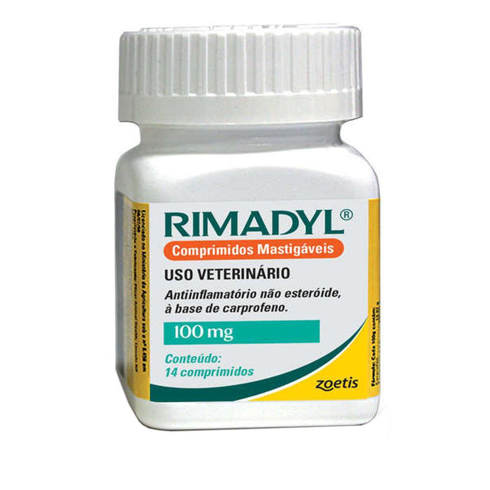 Anti-inflamatório Rimadyl 100 mg - Zoetis