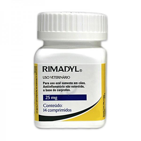 Anti-inflamatório Rimadyl 25 mg - Zoetis