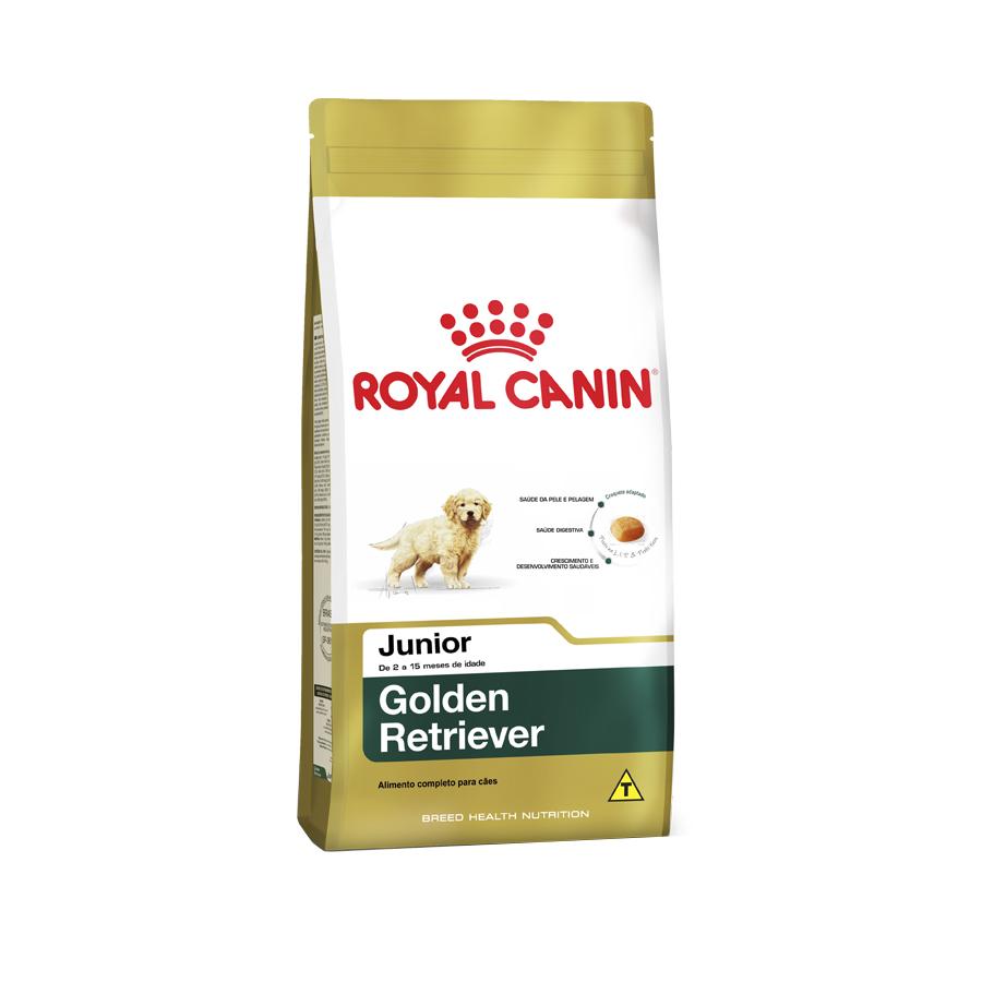 Ração Royal Canin Golden Retriever Junior