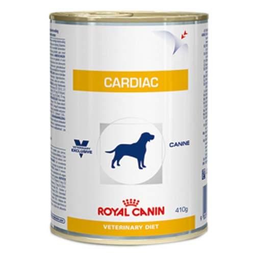 Ração Úmida Royal Canin Lata Canine Veterinary Diet Cardiac Para Cães