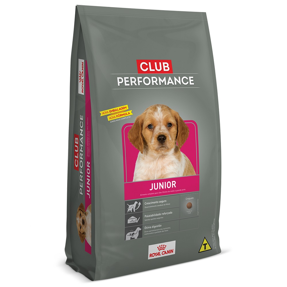 Ração Royal Canin Club Performance Junior