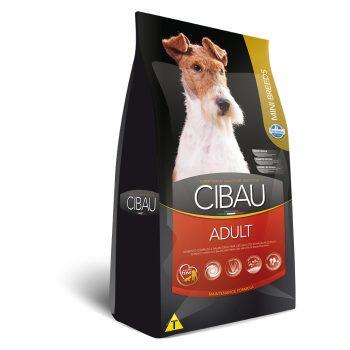 Ração Farmina Cibau Adult Mini Para Cães Adultos de Pequeno Porte 1 Kg