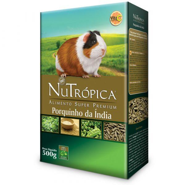 Ração NuTrópica para Porquinho da India 300 g
