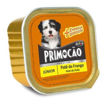 Patê Primocão Para Cães Filhotes Frango 300 g.