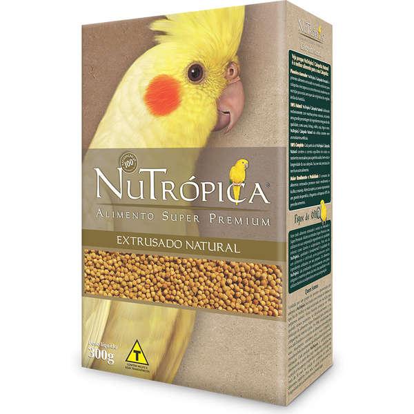 Ração NuTrópica Natural Para Calopsita 300 g