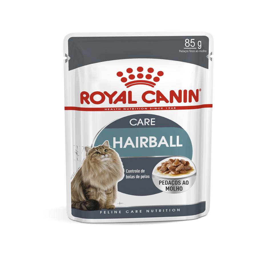 Ração Royal Canin Sachê Feline Hairball Care 85g
