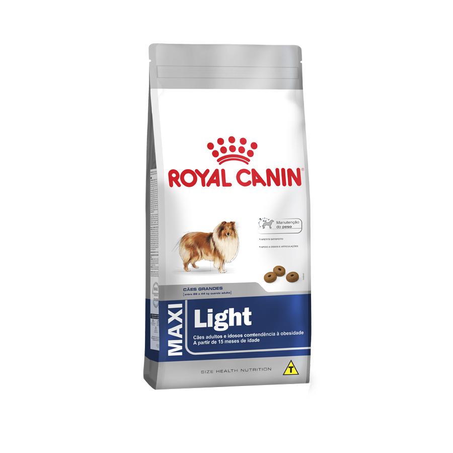 Ração Royal Canin Maxi Light