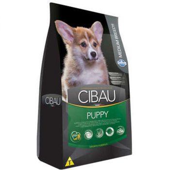 Ração Farmina Cibau Puppy Mini Para Cães Filhotes de Médio Porte 15 kg