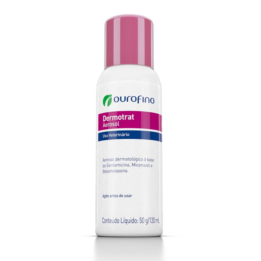 Anti-inflamatório Dermotrat Aerosol 50g/120 ml - Ourofino