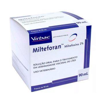 Solução Oral para Tratamento de Leishmaniose Milteforan 90 ML