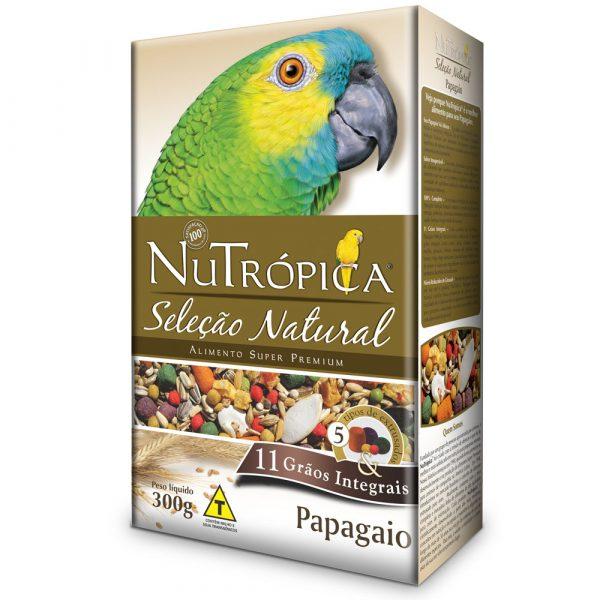 Ração NuTrópica Seleção Natural Para Papagaio 700 g